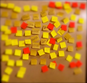 post it display