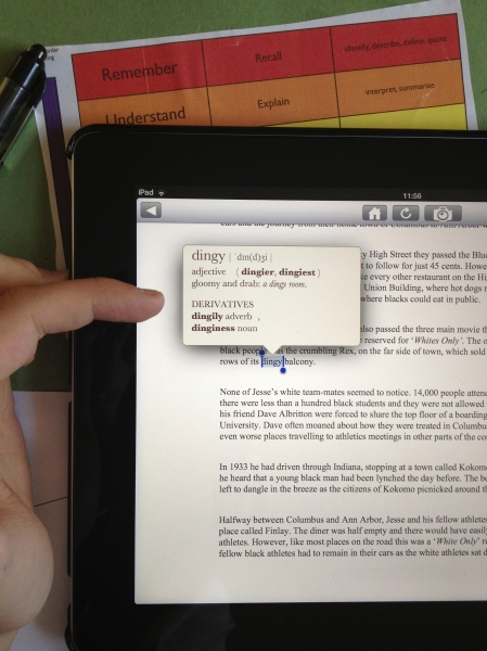 ipad dictionary 2